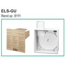 ELS-GU - sülyesztett ventilátorház ELS típushoz