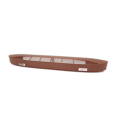 ALEF 30 - Braun /Sipo/ - ablakkeretbe építhető légbevezető elem