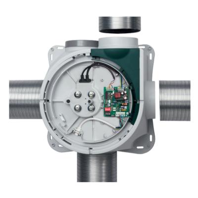 ZEB EC - Központi elszívó ventilátor