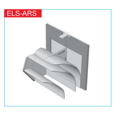 ELS-ARS- terelőidom hátsó kifúváshoz
