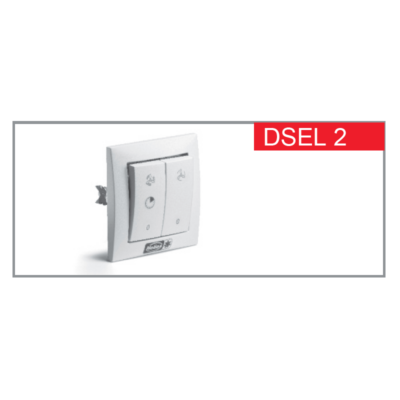 DSEL 2 - fordulatszám és Ki/Be kapcsoló