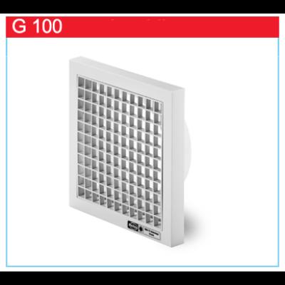 G 160 - külső fali rács