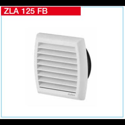ZLA 125 FB - külső rács, rovarvédő hálóval